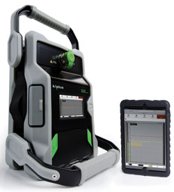 iPA Portable,  Battery Operated PIM Analyzer